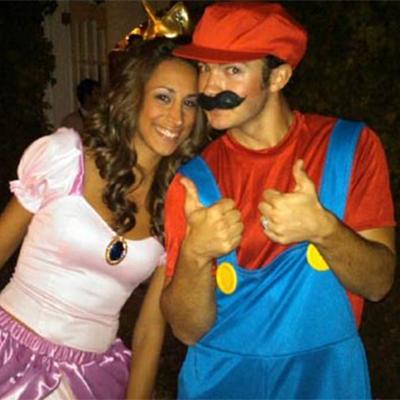 simple unique halloween couple costume
