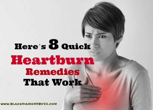 Natural Remedies For Heartburn Prevention Or Relief