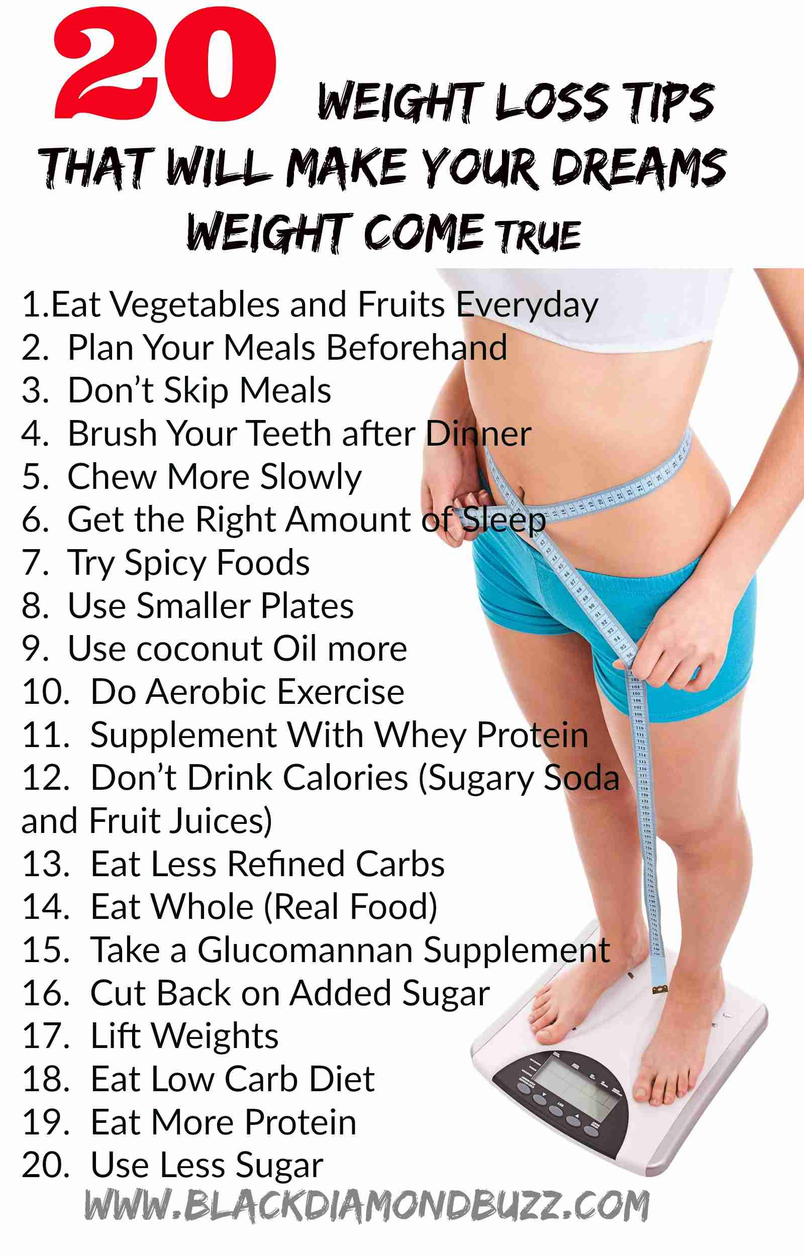 Latest Weight Loss Tips | Lose Weight Tips