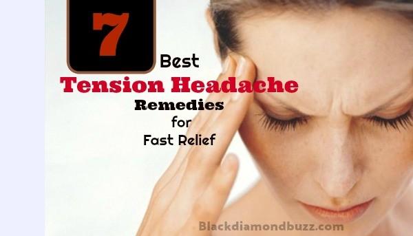 Headache fast relief