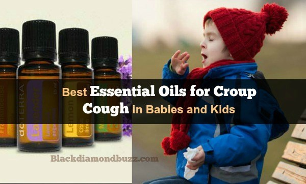 Best Essential Oils For Kids Cough