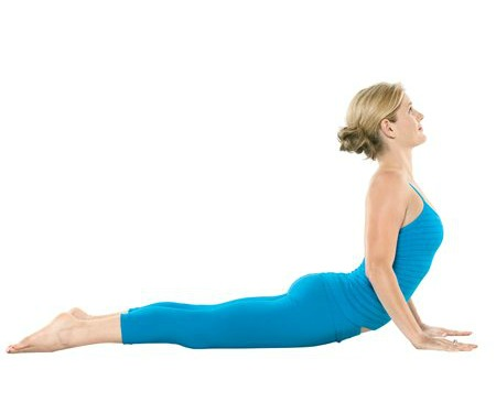top 8 yoga poses you should do every day to lose weight