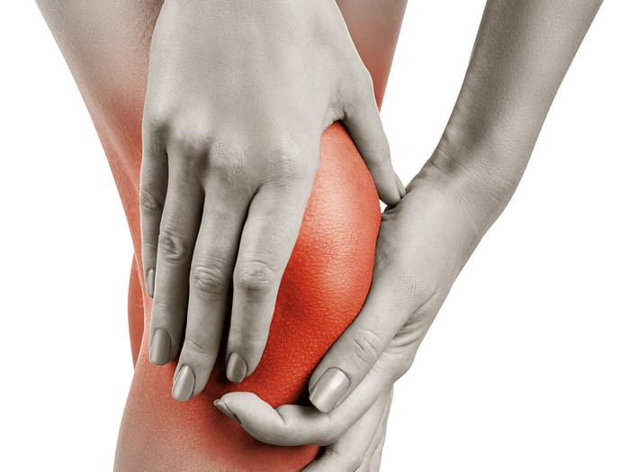 how to help knee pain at home