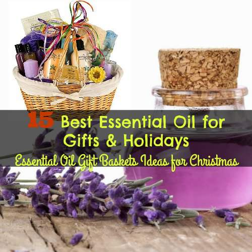 15 Best Images About Gifts For The Bae On Pinterest: 15 Best Essential Oil For Gifts & Holidays