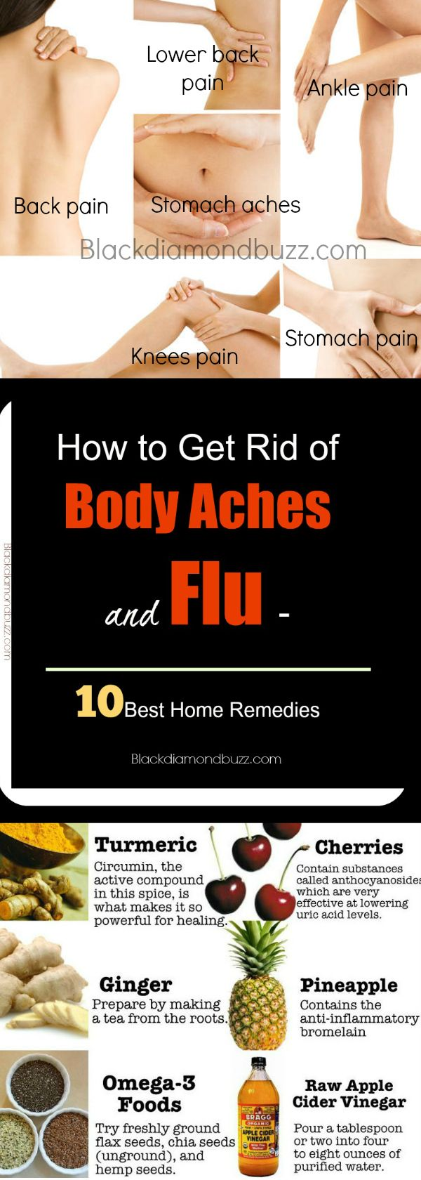 what is good for body aches