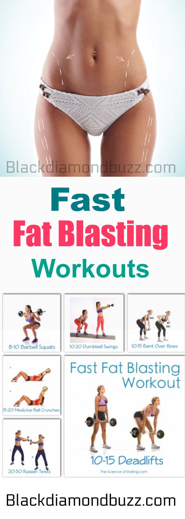 12 Best Fat Burning Workouts For Fast Weight Loss