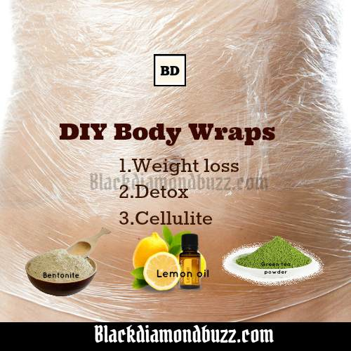 Natural Body Wraps For Weight Loss At Home